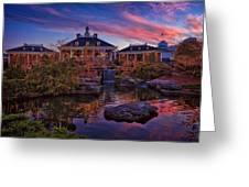 Opryland Hotel Greeting Card