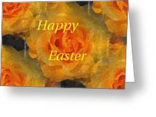 Orange You Lovely Easter Greeting Card