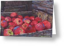 Orchard's Harvest Greeting Card