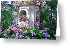 Orchid Paradise Greeting Card