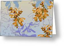 Orchids 3 Greeting Card