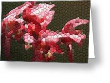Orchids Greeting Card