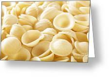 Orecchiette Pasta Greeting Card