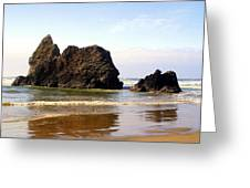 Oregon Coast 10 Greeting Card