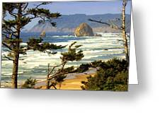 Oregon Coast 15 Greeting Card