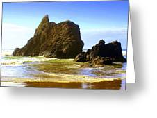 Oregon Coast 16 Greeting Card