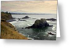 Oregon Coast 17 Greeting Card