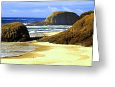 Oregon Coast 18 Greeting Card