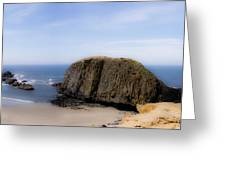 Oregon Coast 4 Greeting Card