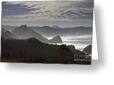 Oregon Coast #4 Greeting Card