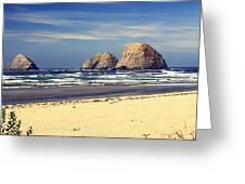 Oregon Coast 7 Greeting Card