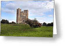 Orford Castle - England Greeting Card