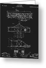 Original 1906 Wright Brothers Full Patent Greeting Card