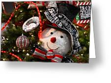 Ornament 239 Greeting Card