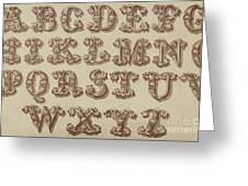 Ornamental Greeting Card