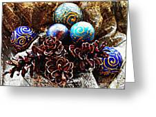 Ornaments 6 Greeting Card