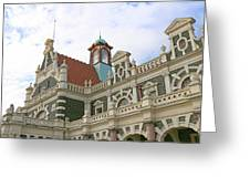 Ornate Architecture Greeting Card