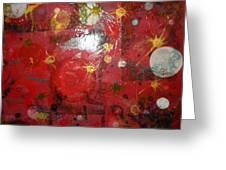 'ornate' Greeting Card