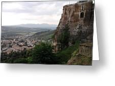 Orvieto Italy Greeting Card