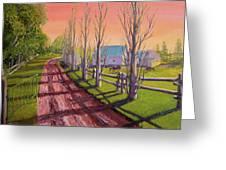 Orwell Farm Greeting Card
