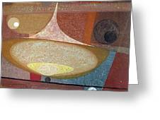 Os1958ar002ba Abstract Design 14x11 Greeting Card