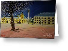Osijek Greeting Card