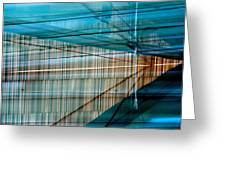 Oslo Opera Norway 147 Greeting Card by Per Lidvall