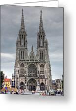 Ostend Belgium Greeting Card