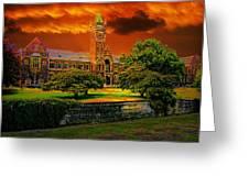 Otago Uni Greeting Card