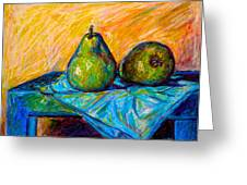 Other Pears Greeting Card