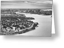 Ottawa-gatineau Greeting Card