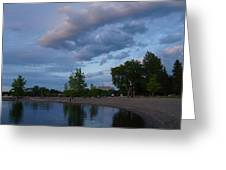 Ottawa River Greeting Card