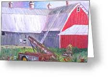 Otter Creek Winery Greeting Card