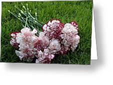 Forgotten Bouquet  Greeting Card