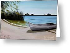 Our Beach Greeting Card