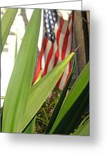 Our Flag Was Still There Greeting Card