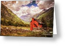 Our Hideaway Greeting Card