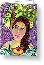 Our Lady Of Self-actualization Greeting Card