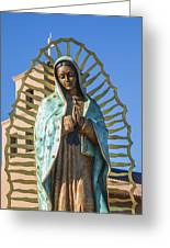 Our Mother Of Guadalupe Greeting Card
