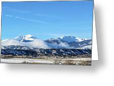 Ouray And Chipeta Greeting Card