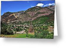 Ouray, Colorado Greeting Card