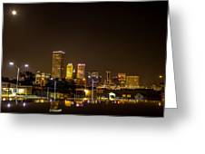 Tulsa - Our World Greeting Card