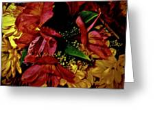 Out Of Darkness Greeting Card