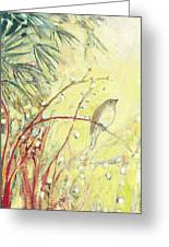 Out On A Limb Greeting Card by Jennifer Lommers