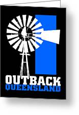 Outback Queensland 2 Greeting Card