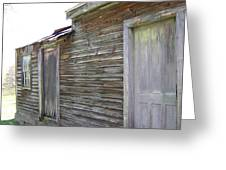 Outbuilding Greeting Card