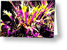 Outburst Greeting Card by Eikoni Images