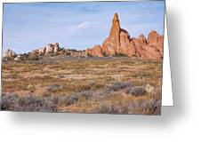 Outcroppings Greeting Card