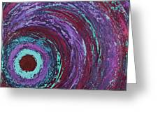 Outer Bands Greeting Card