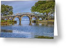 Outer Banks Whalehead Club Bridge  Greeting Card